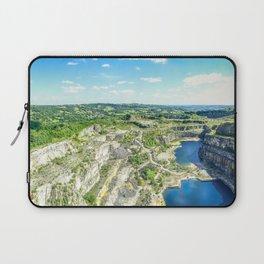 Blue Lagoon. Laptop Sleeve