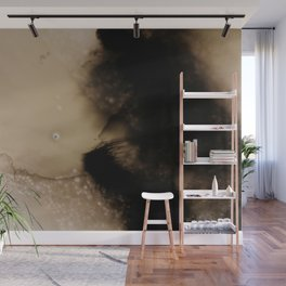 Ink Froth Wall Mural