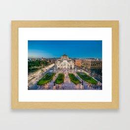 Bellas Artes 3 Framed Art Print