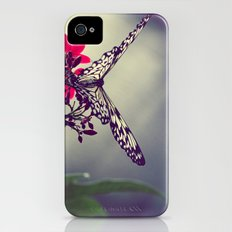 Butterfly in a Tree iPhone (4, 4s) Slim Case