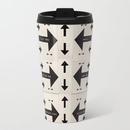 which way? Travel Mug