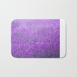 Rain on Lavender Bath Mat