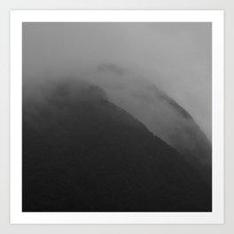 Doubtful Sound III Art Print