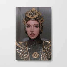 General Kala from Flash Gordon Metal Print