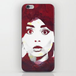 The Impossible Clara iPhone Skin