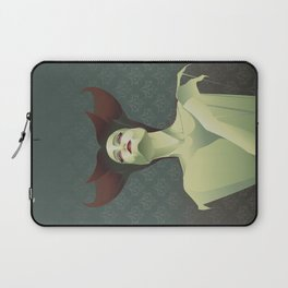 SLEEPING BANSHEE Laptop Sleeve