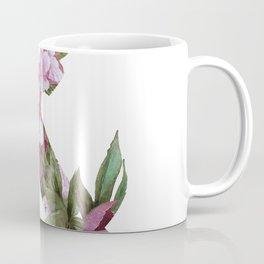 & peonies Coffee Mug