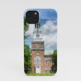 Dartmouth College iPhone Case