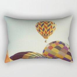 Away We Go Rectangular Pillow
