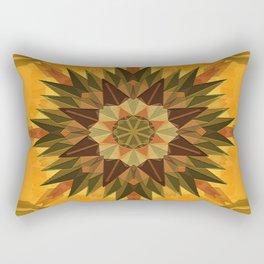 Mother Nature's compass.... Rectangular Pillow