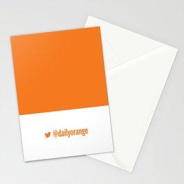 @DailyOrange Stationery Cards