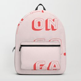 Gals on the Go Backpack
