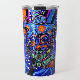 Guardians of Mexico (alebrijes) Travel Mug