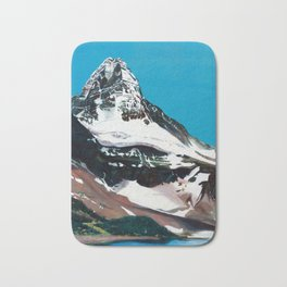 Mt. Assiniboine Bath Mat