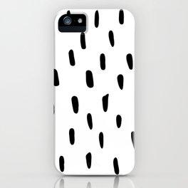 _ B A S I C iPhone Case
