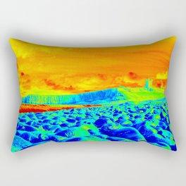 Thermal art 082 Rectangular Pillow