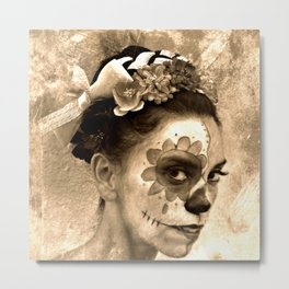 The Creative Eye  Metal Print