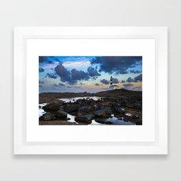 Favaritx Framed Art Print