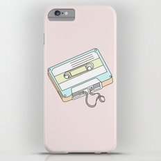 C A S S E T T E iPhone 6 Plus Slim Case