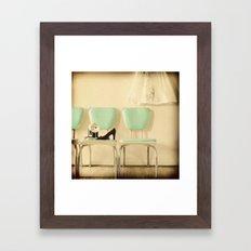 Domestic Framed Art Print