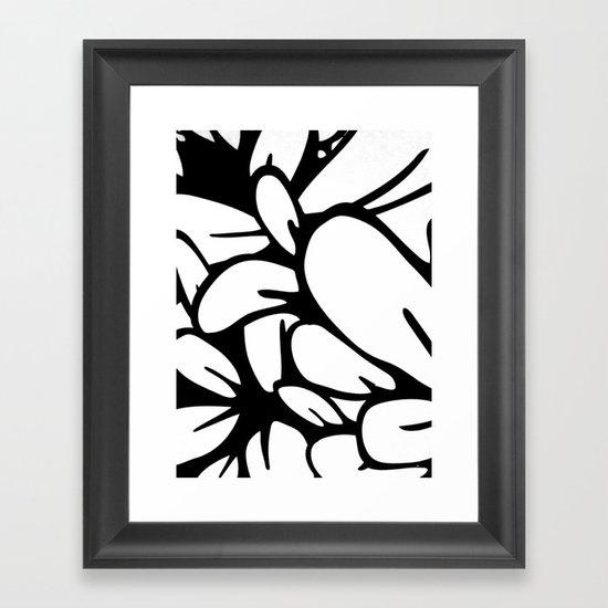 Macro Framed Art Print