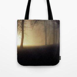 Land of Fog Tote Bag