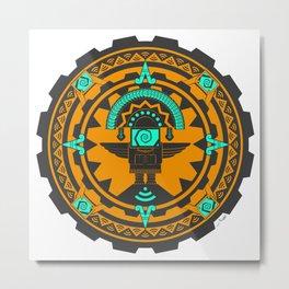 ViralCocha Metal Print