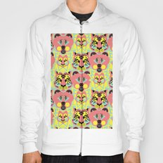 Modular Lions and Tigers and Bears. Hoody