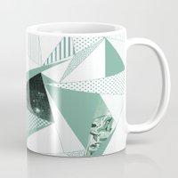 trip Mugs featuring trip by .eg.