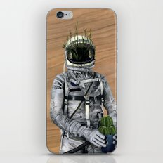 Cacti   Spaceman No:1 iPhone & iPod Skin