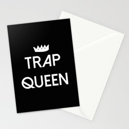 Trap Queen Stationery Cards