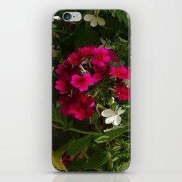 Her Flowers iPhone Skin