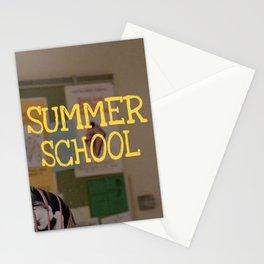 Summer School Stationery Cards
