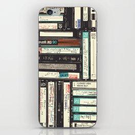 Cassettes iPhone Skin