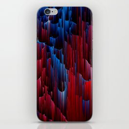 On the Up & Up - Pixel Art iPhone Skin