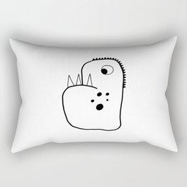 Monster Rectangular Pillow