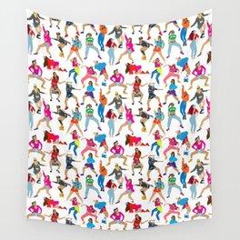 Dance, Dance, Dance! Wall Tapestry