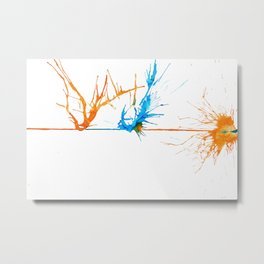 My Schizophrenia (3) Metal Print