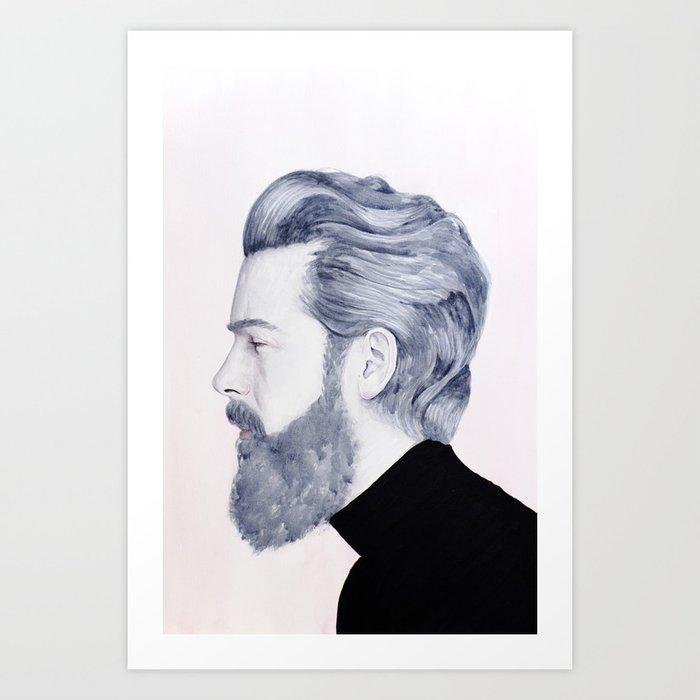 Dread Art Print