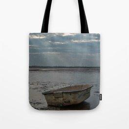 Old Boat Tote Bag