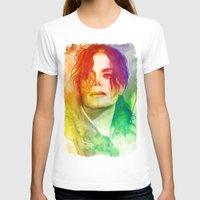 michael scott T-shirts featuring Michael by Aurora Wienhold