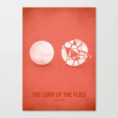 The Lord of the Flies Canvas Print