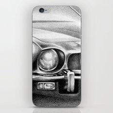 Classic 1 iPhone & iPod Skin