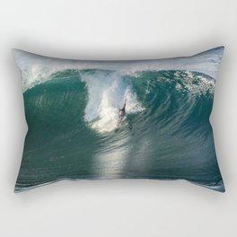 Bodysurfing The Wedge   7-4-20 Rectangular Pillow