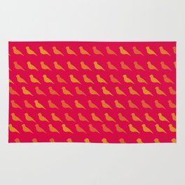 Bird Pop Series Rug