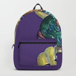 mermaid sloth Backpack
