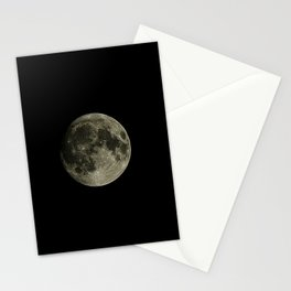 The queen of th sky Stationery Cards