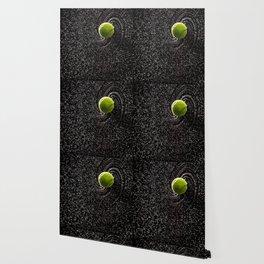 Spin Serve     Tennis Ball Wallpaper