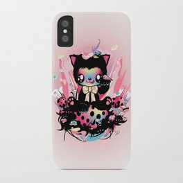 Lucky kitty iPhone Case