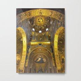 Palatine Chapel Metal Print